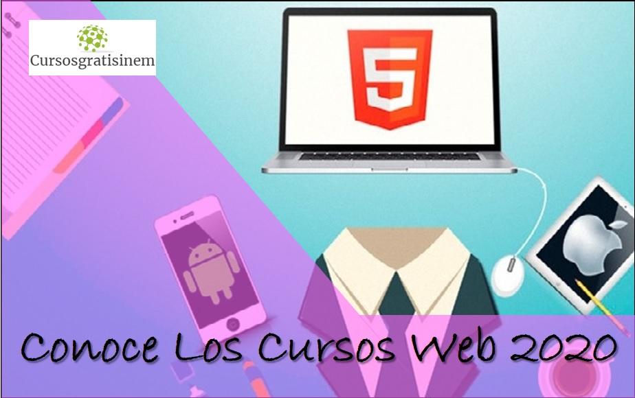 Conoce Los Cursos Web 2019