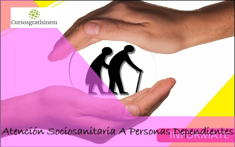 Estudia Atención Sociosanitaria A Personas Dependientes
