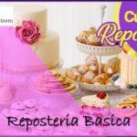 Curso Elaboración Básica De Repostería