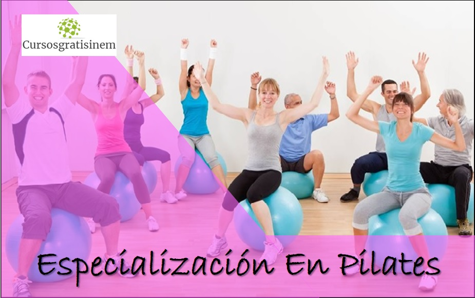 Curso Especialización En Pilates En Suelo Y Nutrición De La Práctica Deportiva