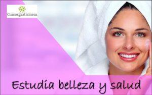 Estudia Belleza y Salud